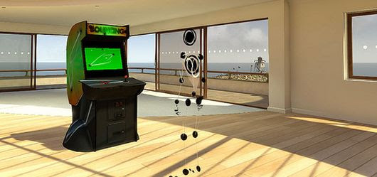 PlayStation Home adds A Game About Bouncing from the creator of Dyad