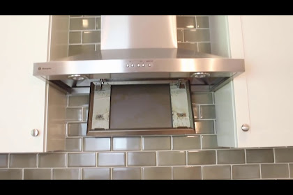 Kitchen Exhaust Vent Cover