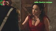 Luiza Tome sensual na novela Escrava Mãe