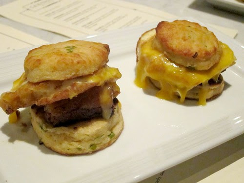 Pork Belly Biscuits