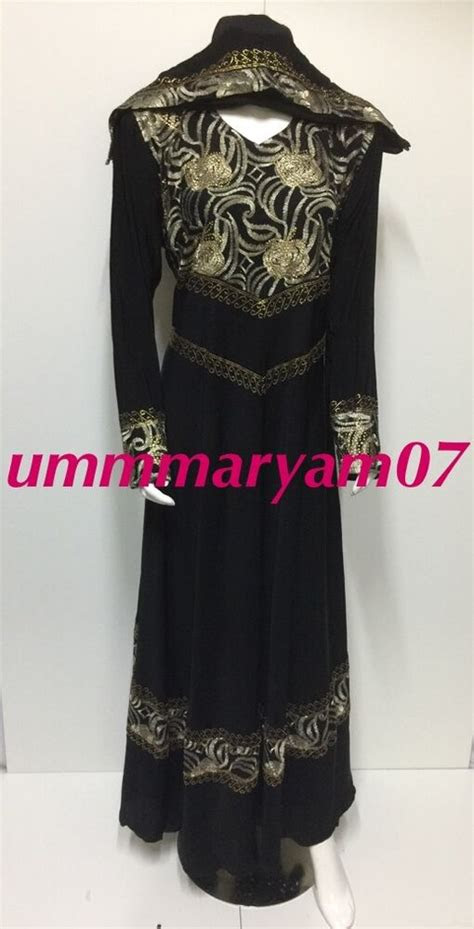 latest design dubai abaya wedding farasha maxi dress ebay