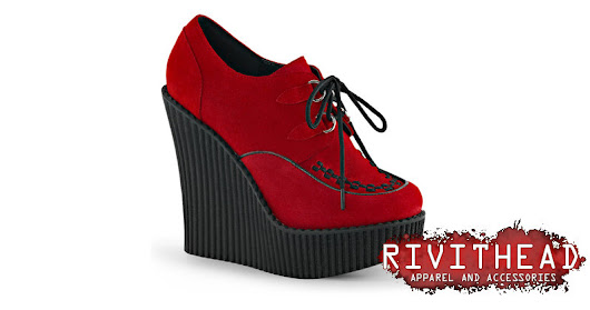 CREEPER-302 Red