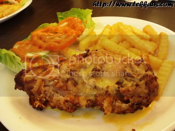 Secret Recipe,Chicken Cordon Bleu