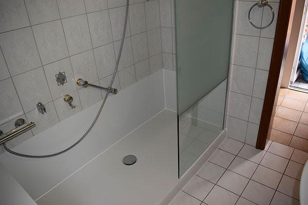 Dusche Selber Bauen Ebenerdig