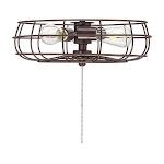 Savoy House-FLG-104-13-Ratcliffe - Three Light Ceiling Fan Light kit