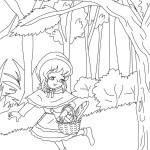 Dibujos De Cuentos Infantiles Para Colorear A Lapiz A Color