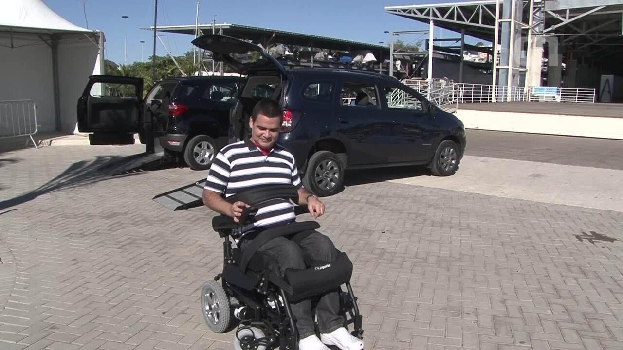 Resultado de imagem para Feira gratuita de acessibilidade reúne veículos adaptados na Zona Sul do Rio