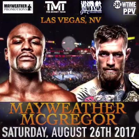 Conor Mcgregor vs Floyd Mayweather Match Live