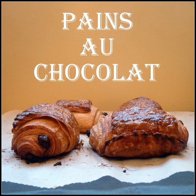 Pains au Chocolat