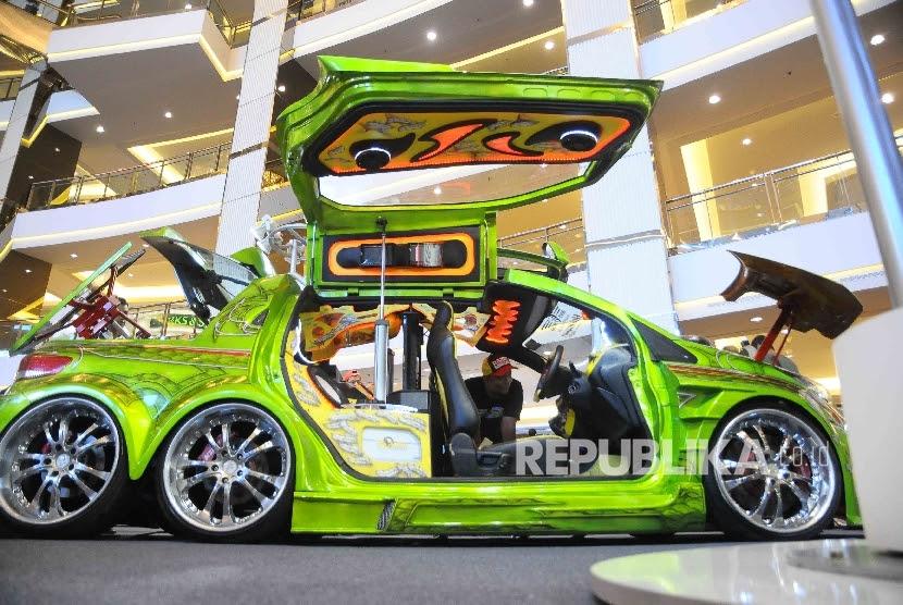 Pameran Mobil Perdesaan dan Aftermarket di Bali - NMAA