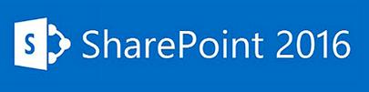 Microsoft SharePoint 2016 logo