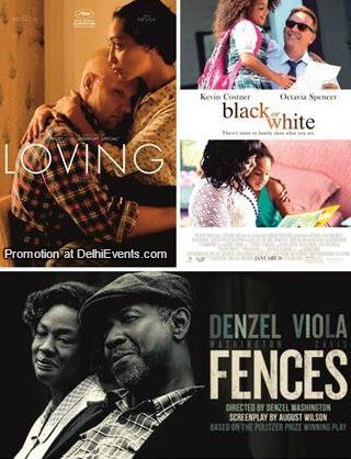 Black History Month Film Festival Posters