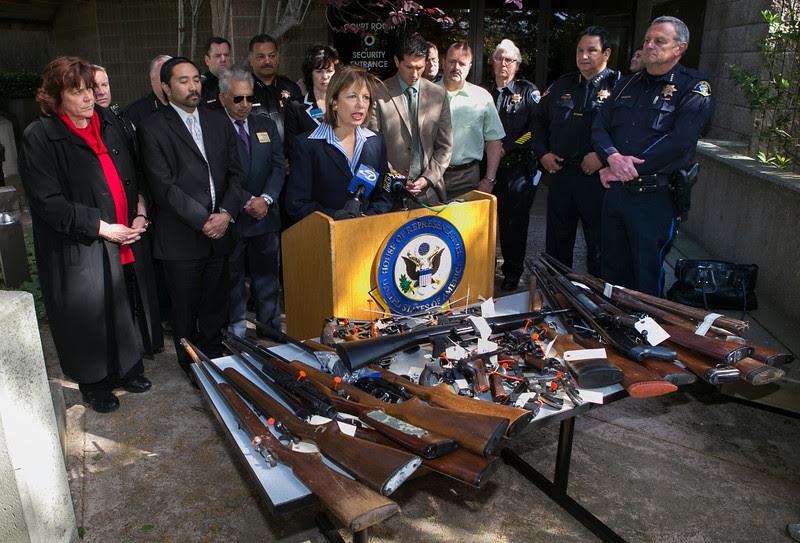 South San Francisco gun buy back and Cow Palace gun show