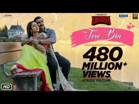 SIMMBA: Tere Bin Video Song Featuring Ranveer Singh & Sara Ali Khan!