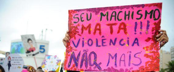 VIOLENCIA MULHERES