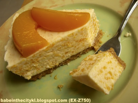 peach cheesecake02