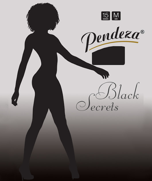 Black Secrets – Collection tights to accentuate the curves