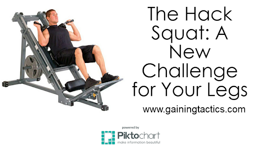 The Hack Squat: A New Challenge for Your Legs - Gaining Tactics