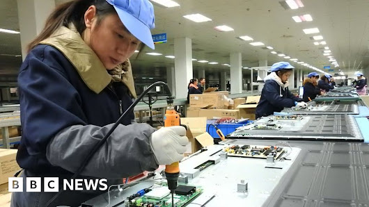 China's economy grows faster than expected