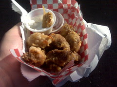 NC State Fair Texas Fried Frito Chili