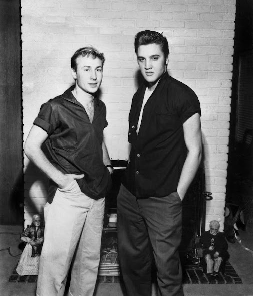 Give Us this Day, October 23, Our Daily Elvis  October 23, 1954 Black radio giant WDIA in Memphis began...