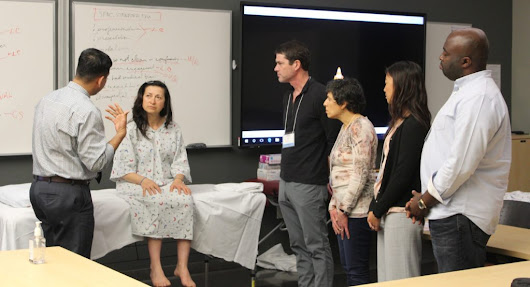 Teaching teachers at Stanford Medicine symposium - Scope