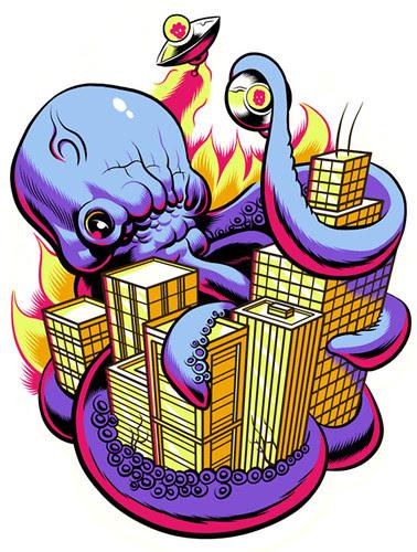 Oddica Octopus