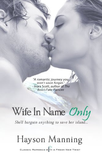 Wife in Name Only (Entangled Indulgence) by Hayson Manning