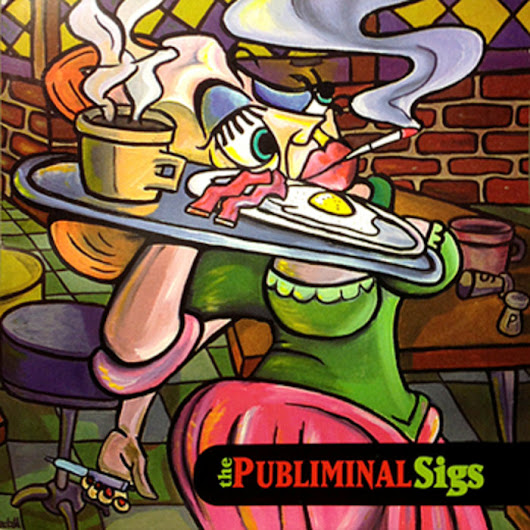 Ye Olde Number 13 (hidden track), by Publiminal Sigs