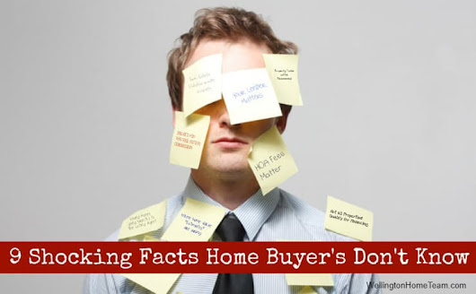 9 Shocking Facts Home Buyer's Don't Know