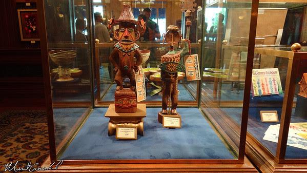 Disneyland Resort, Disneyland, Disney Gallery, Enchanted Tiki Room, 50th Anniversary, Disneyana, Merchandise