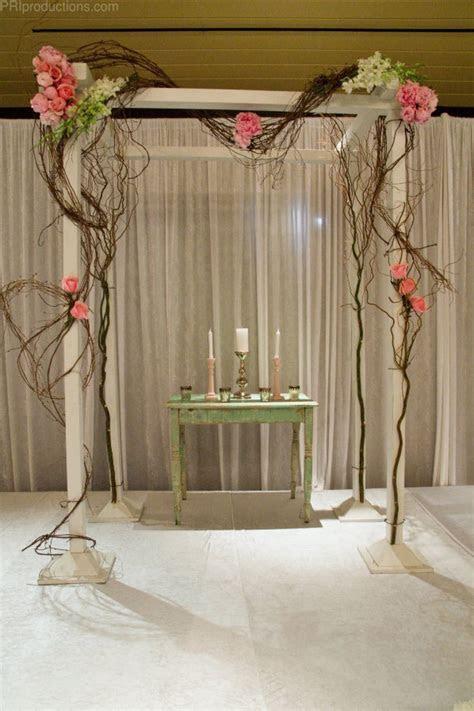 188 best Indoor Wedding Altar Ideas images on Pinterest