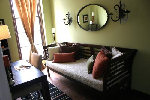 3XX Queen Street eclectic home office