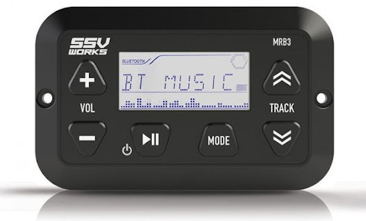 SSV WORKS INTRODUCES MRB3 BLUETOOTH MEDIA CONTROLLER - UTV Guide