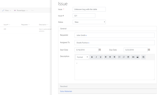 SharePoint Online Custom Form in the List Panel (Office365 Modern UI)