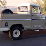 Barrett-Jackson Deal of the Day: 1955 Willys Jeep Pickup - Motor Trend