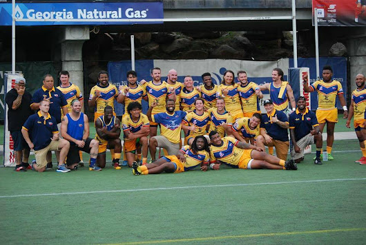 Atlanta Rhinos and Tampa Mayhem Rise to the Top of the SC USARL Rankings