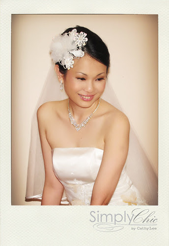 Jasmine ~ Wedding Day