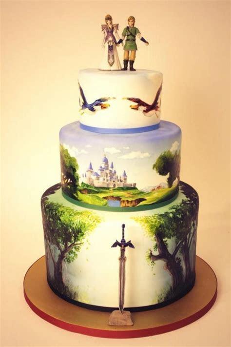 De superbes gâteaux de mariage qui raviront le grand