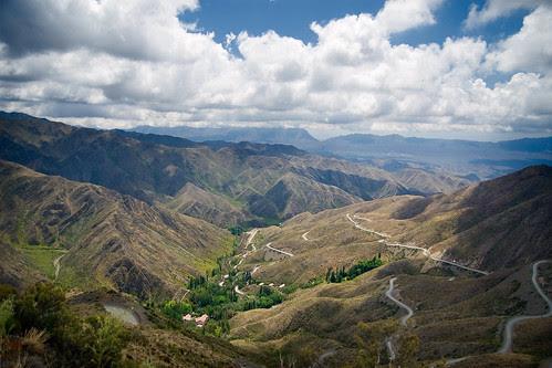 Villavicencio View