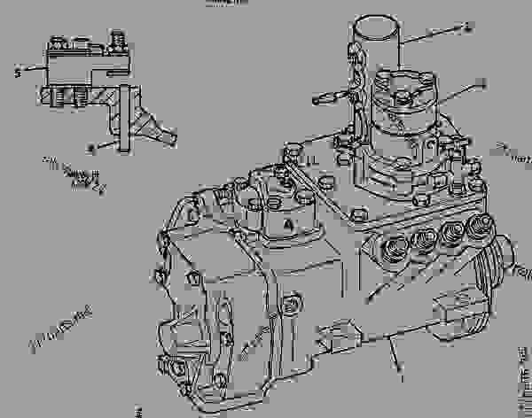 29 Cat 3208 Fuel System Diagram