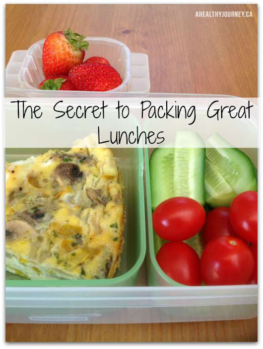 Great Lunch Packing Strategies-Nutrition & Wellness Blog