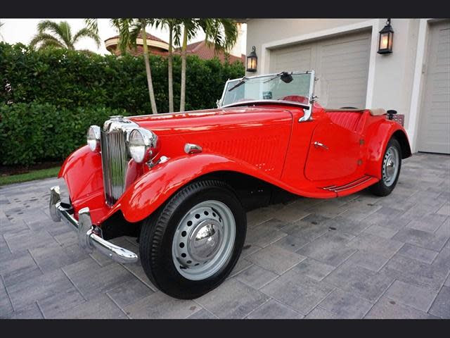 Mg Td Convertible For Sale Used Cars On Buysellsearch