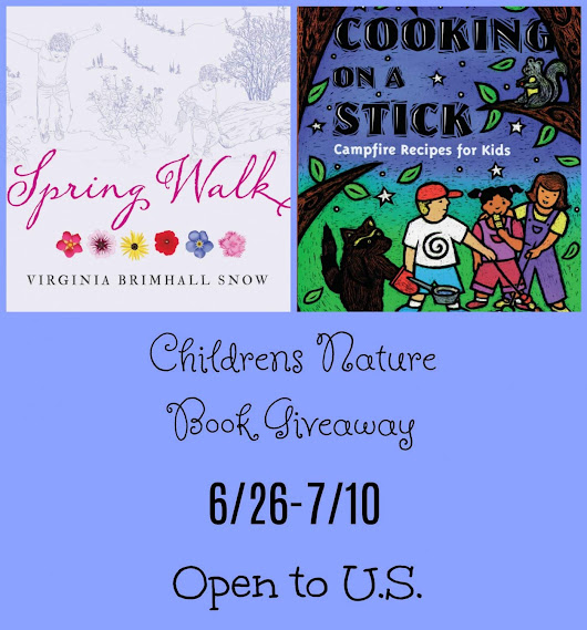 Children's Nature Book Giveaway - Hello Nature