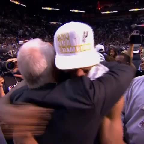 Kawhi and Pop making us all have #feelings