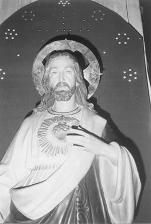 Español: Corazón de Jesús, imagen.