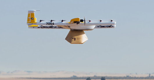 Drone Delivery Testers Reveal Their Main Gripe About Such a Service | Digital Trends