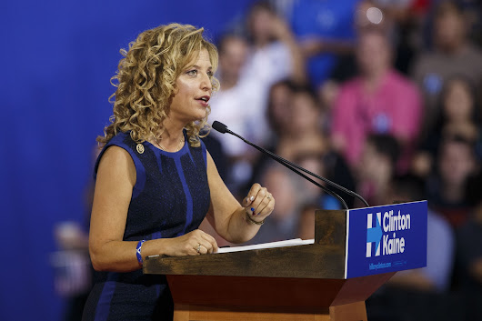 Wasserman Schultz announced Sunday she will resign in aftermath of email controversy