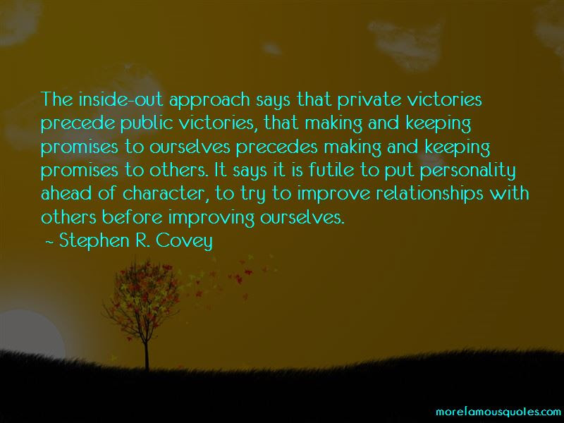 Quotes About Keeping Relationships Top 10 Keeping Relationships
