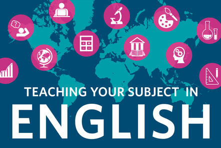 Focus on language  - Teaching Your Subject in English - Cambridge English Language Assessment